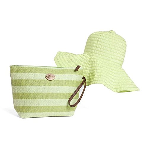 cappelli-straworld-striped-pack-a-hat-sun-hat-with-carrying-case-lime-green