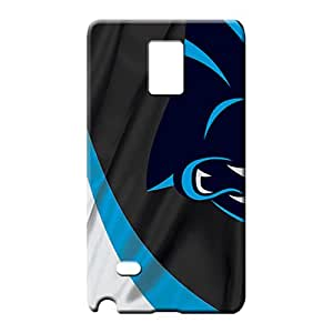 samsung note 4 covers Customized stylish phone carrying cases carolina panthers nfl football