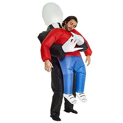 Morph Alien Pick Me up Inflatable Blow