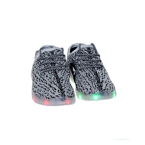 Sneakers Suola Grigio Chiaro