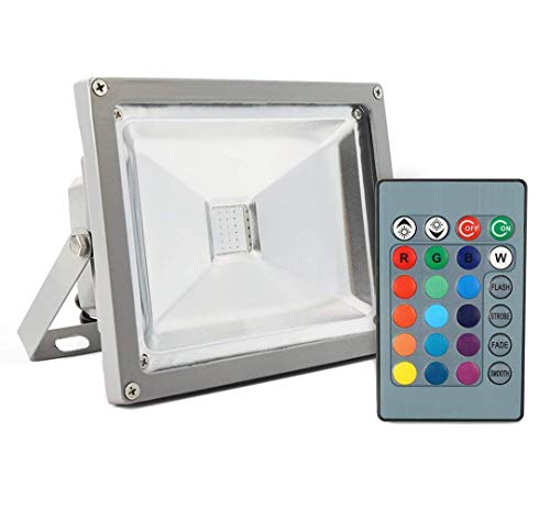 Square High Power Led Wall Washer Lights