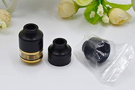 RUIYITECH POM PC PEI Replacement Top Cap For Wasp Nano RDTA 22mm Pei
