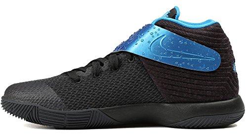 Nike Grade School Boys Kyrie 2 Basketbalschoenen Zwart