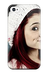 Ideal Iphone Case Cover For Iphone 4/4s Ariana Grande Protective Stylish Case