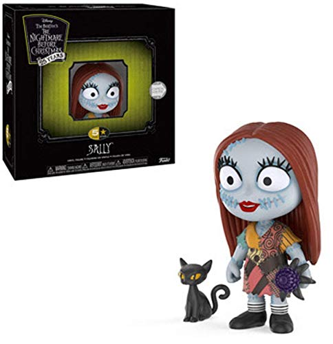 Funko - Nightmare Before Christmas 25 Years Sally Figurina de Vinilo, Color (Funko 32853)