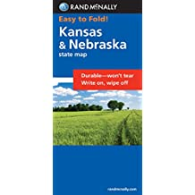 Easy Finder Map Kansas/Nebraska