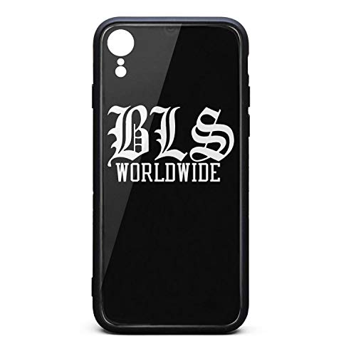 iPhone xr Case Black-Label-Society-Worldwide- Slim Flexible Shockproof Case for iPhone xr Case