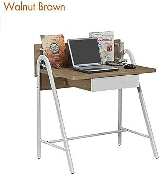 WGG Mesa Computadora Escritorio con cajones Pc Computadora ...