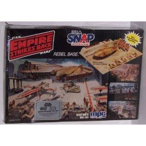 (Star Wars ESB Rebel Base Model Kit Diorama)