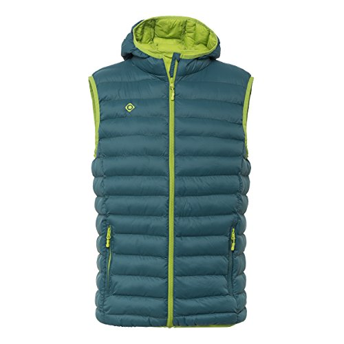 Izas Aqua Lime Dark Jacket Men's Padded Ortil F6wzqP