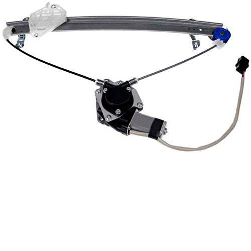 fits Subaru Passenger Side Front with Power Window Motor Premier Gear PG-751-343 Window Regulator