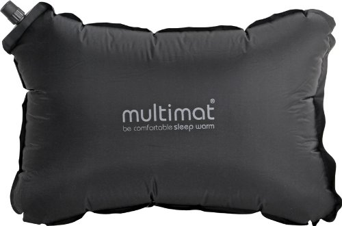 Multimat Proforce Superlite Pillow, Black