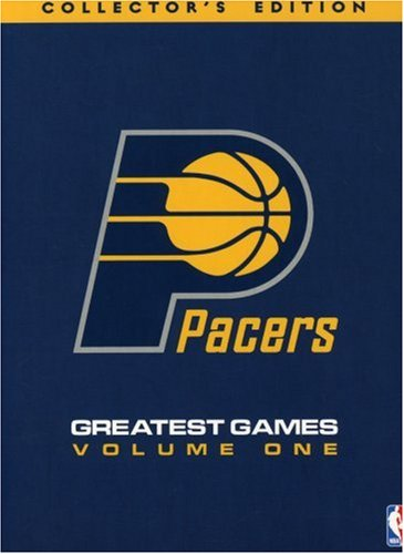 NBA -  Indiana Pacers Greatest Games Collection, Vol. 1 by Team Marketing