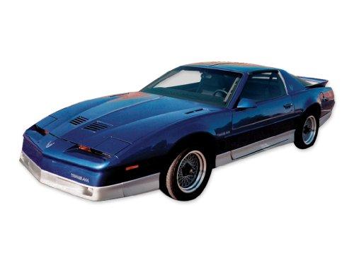1987 1988 1989 1990 Pontiac Firebird Trans Am Decals & Stripes Kit - Silver