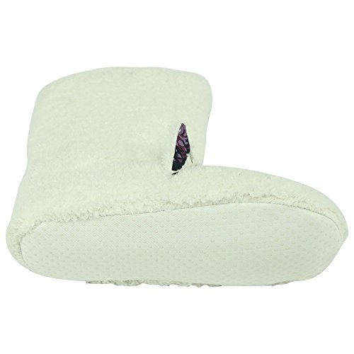 Fleece White Slippers Soft Lamb Womens Boots House Forfoot Warm Fashion Winter Indoor EvqnnOfx