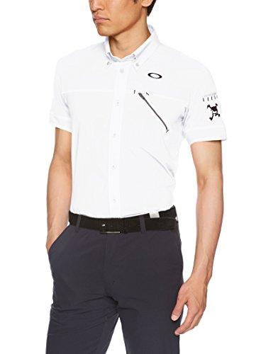 [オークリー] Skull Breatheable Woven Shirts ゴルフ メンズ