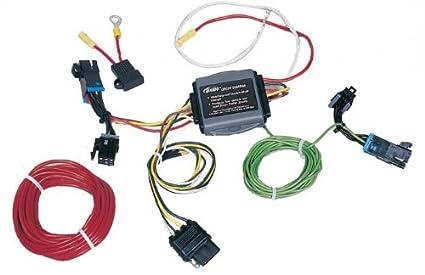 Strange Amazon Com Hopkins 41345 Litemate Vehicle To Trailer Wiring Kit Wiring 101 Cominwise Assnl