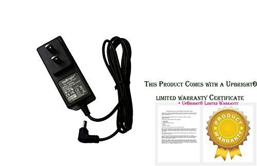 UpBright NEW AC / DC Adapter For The Sharper Image CT413 Indoor / Outdoor Wireless Speaker Wireless Mini Speakers Power Supply Cord Cable Charger (Note: NOT fit Wireless Transmitter Station.)