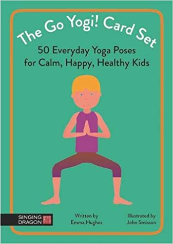 The Go Yogi! Card Set: 50 Everyday Yoga Poses for Calm ...