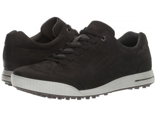 ECCO Golf(エコー ゴルフ) メンズ 男性用 シューズ 靴 スニーカー 運動靴 Street Retro HydroMax - Black/Black [並行輸入品] B07BMQLC2B