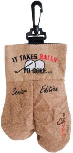 MySack Senior Edition Golf Ball Storage Sack]()