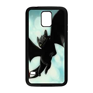 Black bat Cell Phone Case for Samsung Galaxy S5