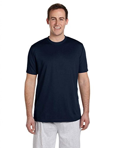 T Azul Harriton shirt De Athletic Cómoda Men Marino Sport 1qXq6RZ