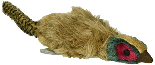 Multi Pet Migrators Pheasant Medium 10 in Plush Dog Toy
