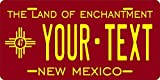 chengdar732 New Mexico 1947 Personalized Tag Vehicle Car Moped Bike Bicycle Motorcycle Auto License Plate