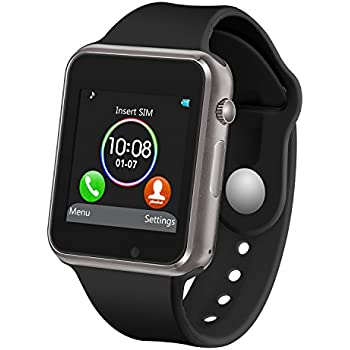 Amazon.com: ZAOYIMALL Smartwatch GT08 Bluetooth Smart Watch ...