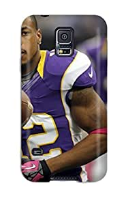 minnesota vikings NFL Sports & Colleges newest Samsung Galaxy S5 cases 3173113K970977966