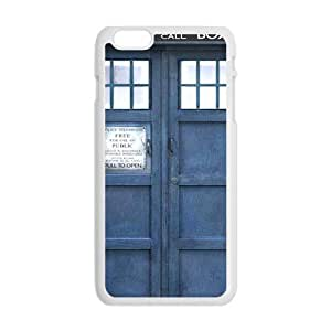 Happy Police Box Hot Seller Stylish Hard Case For Iphone 6 Plus