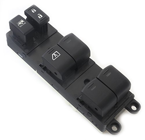 nissan master power window switch - 8
