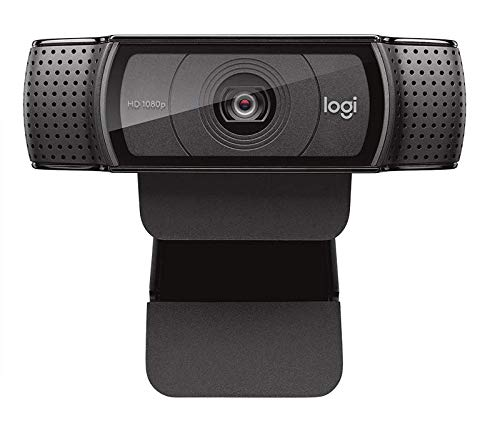 Computer Webcam C920 HD Pro 1080p
