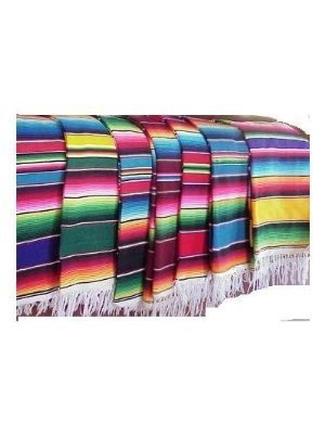 mexican-serape-saltillo-blanket-heavy-authentic-throw-26-x-60-table-cloth-curtain