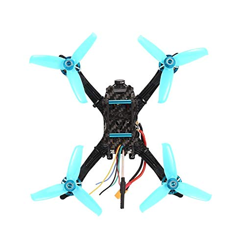 Wikiwand HGLRC XJB-145 145mm Micro RC Racing Drone 5.8G FPV 600TVL Camera CCD OSD PNP by Wikiwand (Image #7)