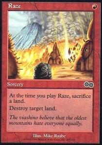 Magic: the Gathering - Raze - Urza's Saga