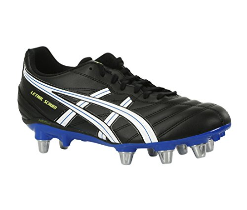 Chaussure Rugby Lethal Scrum Noir