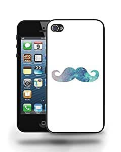 Hipster Vintage Colourful Moustache Phone Case Cover Designs for iPhone 5