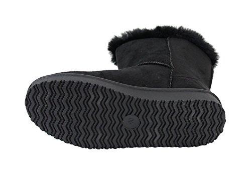 By Style Shoes Bottine Plate Fourr Zx7q0ZBU