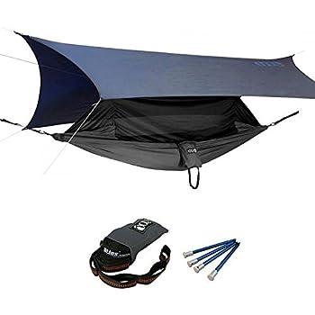Amazon Com Hammock Bliss Mosquito Free Camping Hammock