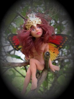 Lady Fairy Doll Making Deluxe Beginners Kit