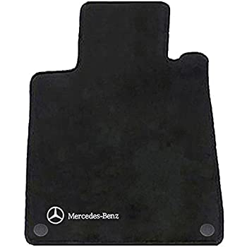 Amazon Com Mercedes Benz Genuine Oem Carpeted Floor Mats