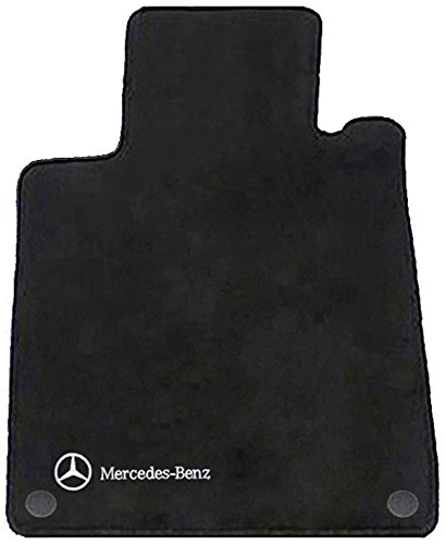 Mercedes Benz Genuine OEM Carpeted Floor Mats SL Class 2003 To 2006