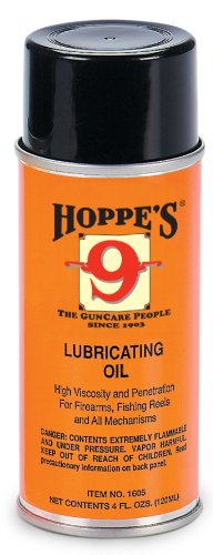 Hoppe's No. 9 Lubricating Oil, 4 oz. Aerosol Can