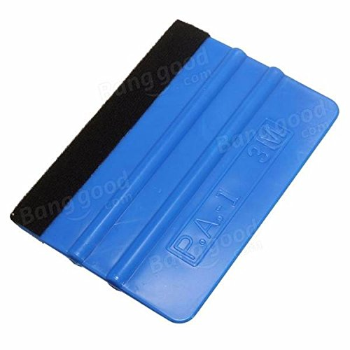 Car Squeegee Decal Wrap Applicator Soft Felt Edge Scraper Tool by Theoriginalstyle Automobiles (Image #2)