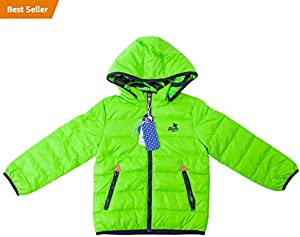 273c823b61c7 Amazon Giveaway  IKALI Boys  Lightweight Puffer Jacket Lite Double ...
