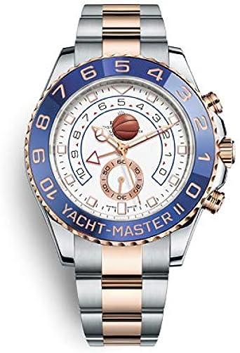 126710blnr Reloj mecánico Oyster Perpetual para Hombre