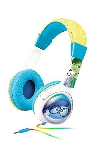 KIDdesigns Inside Out Kid Friendly Headphones by KIDdesigns, Inc
