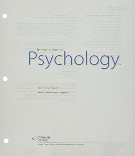 Intro.To Psychology (Ll) W/Access+Card